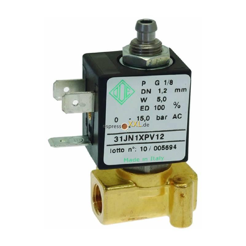 Elektro Bewässerungsventil mit Druckeinstellung 2x1/' BRADAS 2563