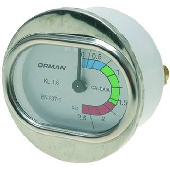 MANOMETER | KESSEL | 63mm, 1/8 | 0-2,5BAR | GAGGIA GD ONE...