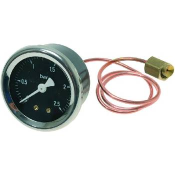 MANOMETER KESSELDRUCK |  ø 49mm - 0÷2,5 bar  | FÜR...
