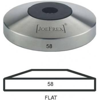 JoeFrex Tamper-Basis Knock 53 mm Edelstahl