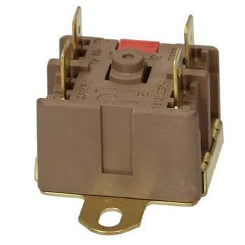 SICHERHEITS-ANLEGE-THERMOSTAT | 2-POLIG - 130° - 16A |...