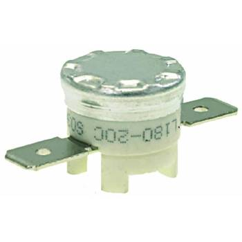 ANLEGE-THERMOSTAT, 180 °C | 16A/250V | UNIVERSAL