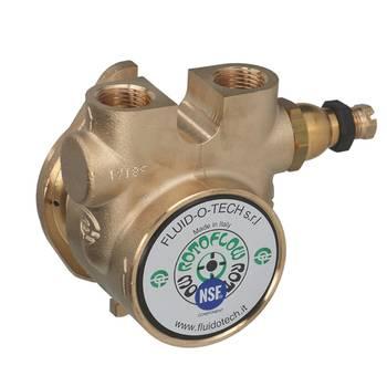 ROTATIONSPUMPE | ROTOFLOW - FA204 FLUID-O-TECH | ø 3/8...