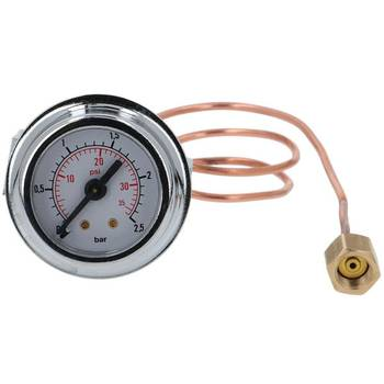 MANOMETER KESSELDRUCK | 0-2,5 BAR | ø 41 mm | 1/8 | FÜR...