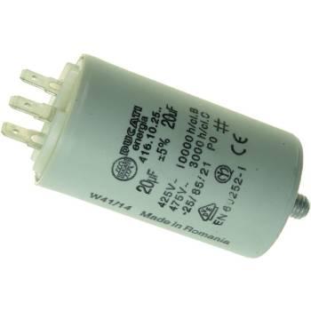 Betriebskondensator Kapazität 6,3µF 450V